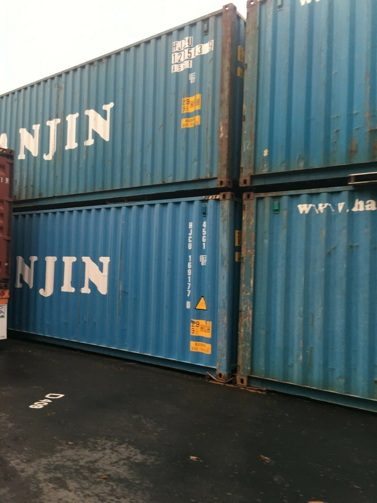 20 Ft Shipping Container in 2020 Shipping container