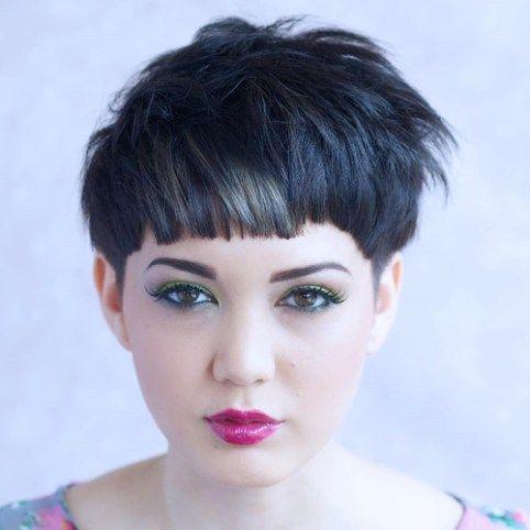 Choppy Pixie Haircut