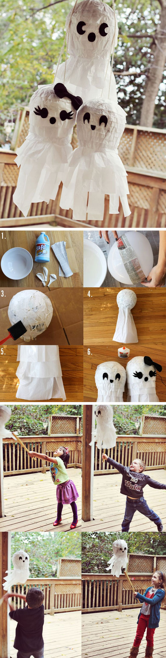 24 DIY Halloween Party Ideas for Kids | Kid, Halloween and ...