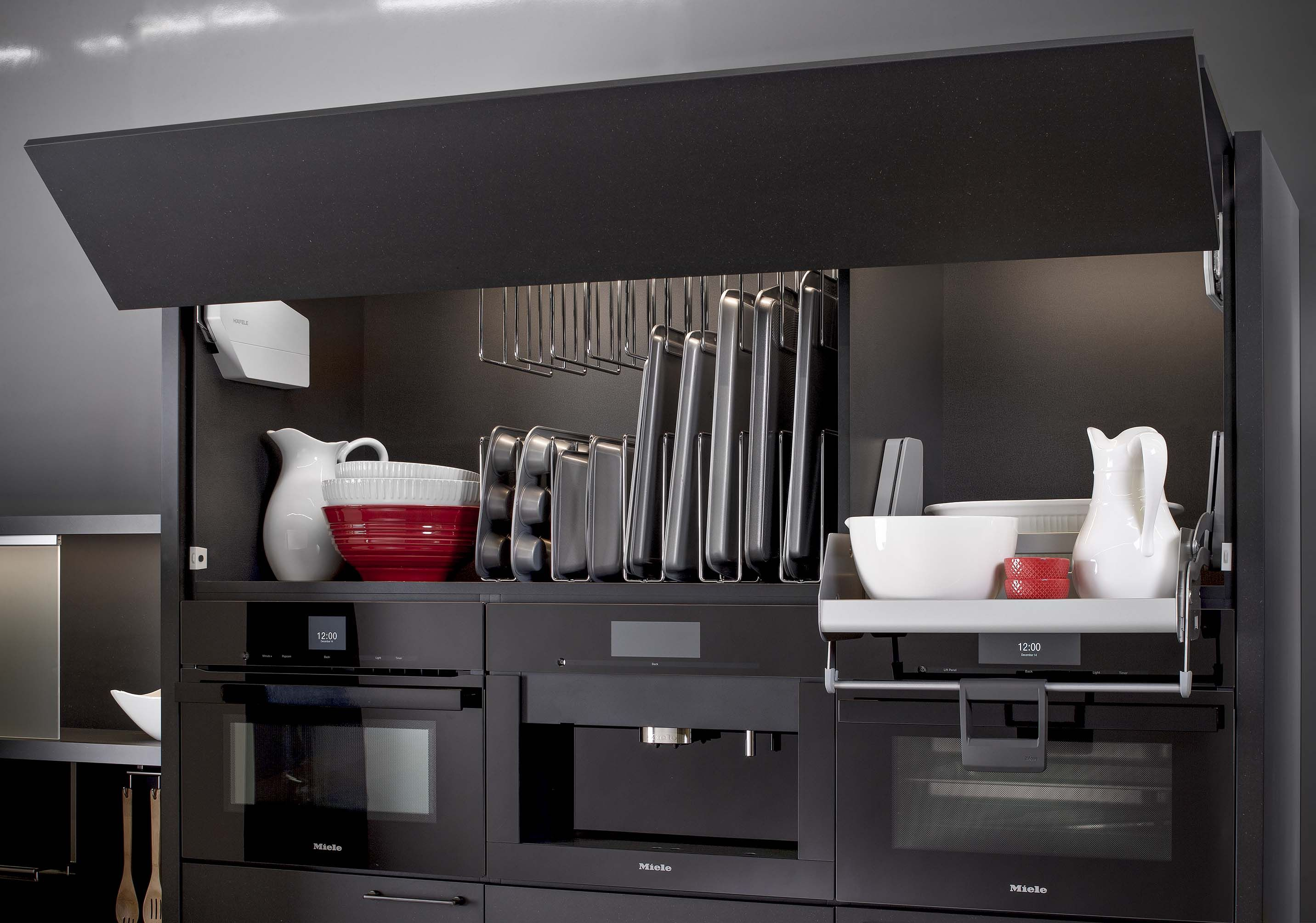 Interior Fittings For Kitchen Cupboards Hafele Lift Up Fittings Kitchen Ideas Pinterest