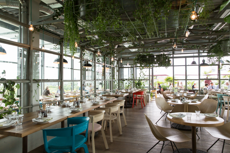 Hotel bikini berlin to stay berlin cafe rooftop for Hotel berlino design