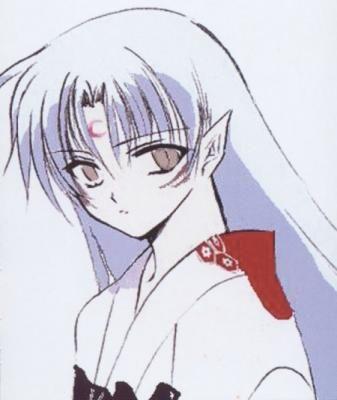 Young Sesshomaru 犬夜叉 夜叉 絵
