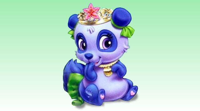Blossom Mulan S Panda Palace Pet Princess Palace Pets Disney