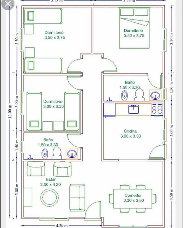 Desenhar planta casa online