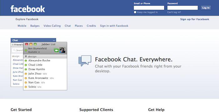 Facebook Messenger Login - Apps.Facebook.com | Messenger ...