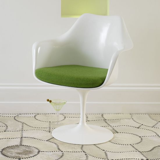 Tulip Chair   Eero Saarinenu0027s Fibreglass Moulded Chair, Designed For Knoll.