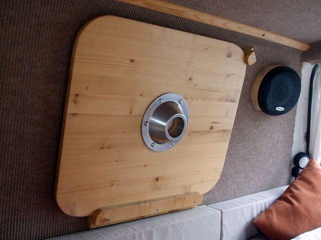 ausbau tisch bus pinterest ausbau tisch und wohnwagen leben. Black Bedroom Furniture Sets. Home Design Ideas
