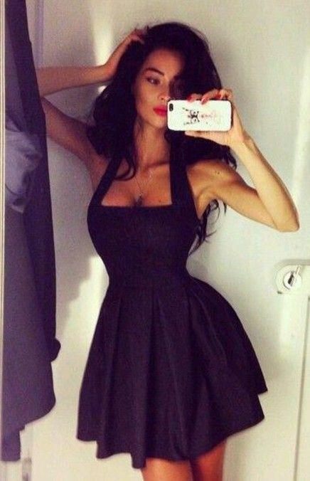 Vestido de festa mujeres sin mangas del verano del mini vestido vestidos  negros atractivos más tamaño ropa más baratos en vestidos de moda y  complementos ... cd95aed9659c