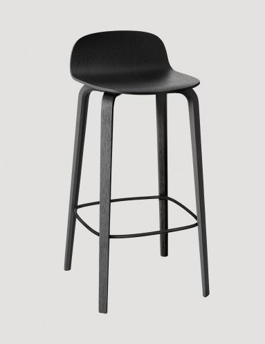 the latest e3c47 9c582 Visu - Modern Scandinavian Design Bar Stool by Muuto - Muuto ...