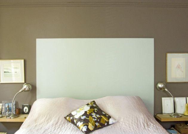 A Farrow & Ball London Clay wall makes a north-facing room cosy and ...