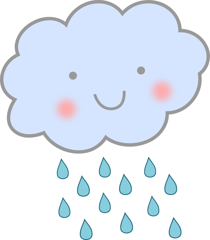 Animated Rain Clouds Cartoon Clouds Rain Clouds Clouds