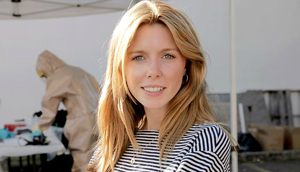 Stacey Dooley Gorgeous Redhead Stacey Handsome