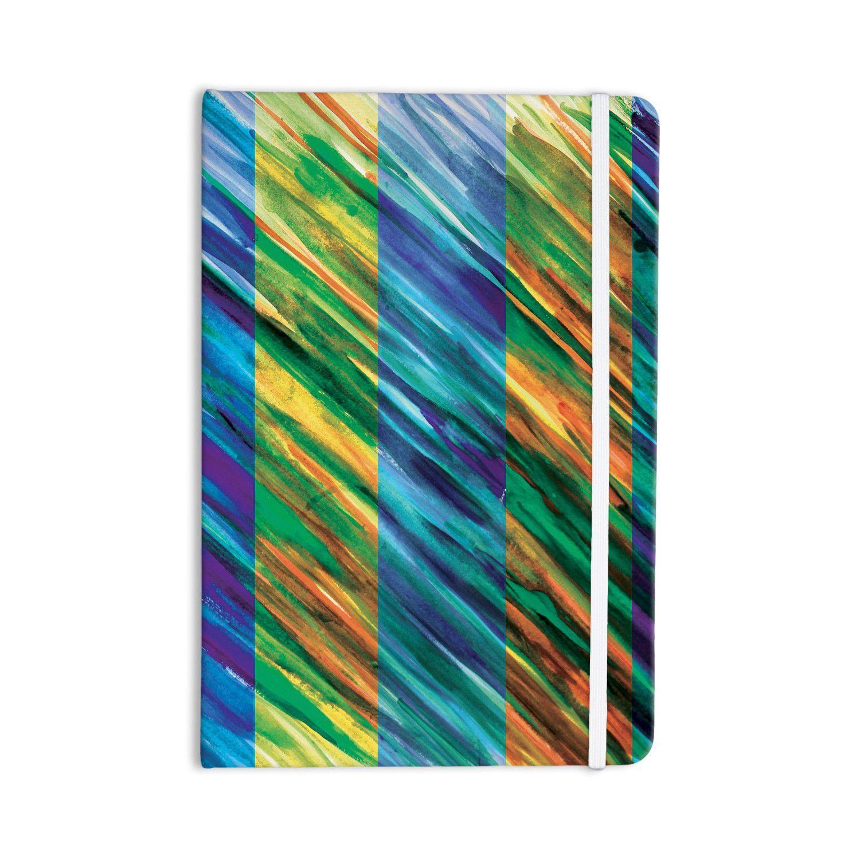 "Theresa Giolzetti ""Set Stripes II"" Everything Notebook"
