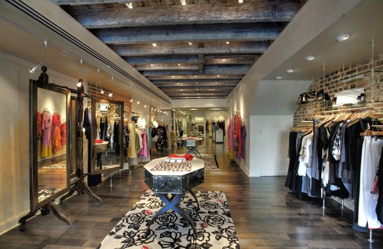 17  ideas about Clothing Boutique Interior on Pinterest  Popular ...