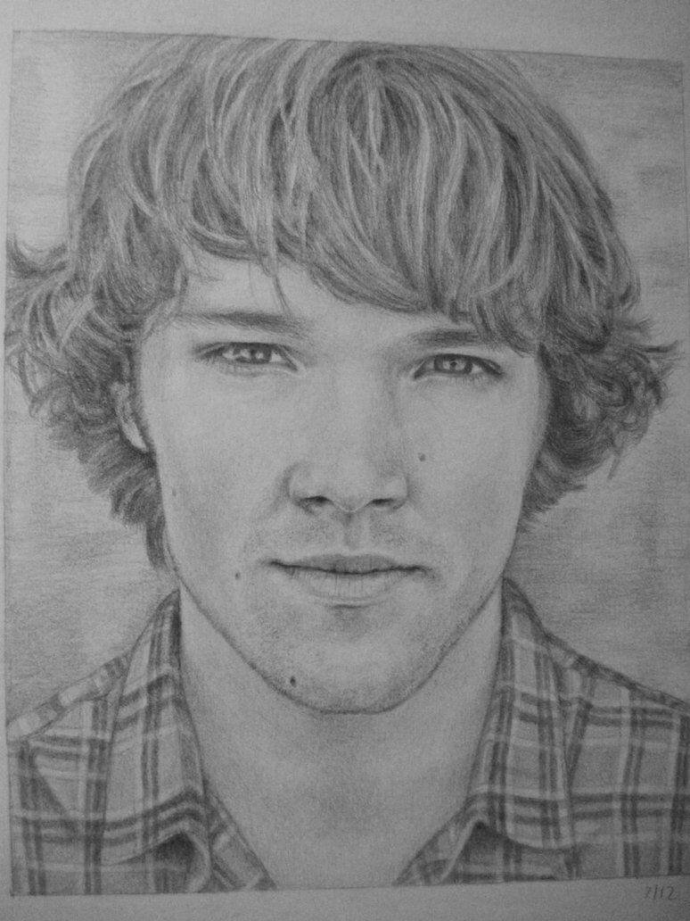 Jared padalecki quotes - Jared Padalecki Drawing