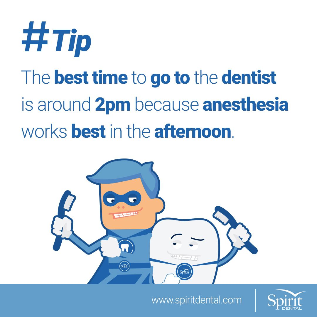 Dentist tip via dental insurance
