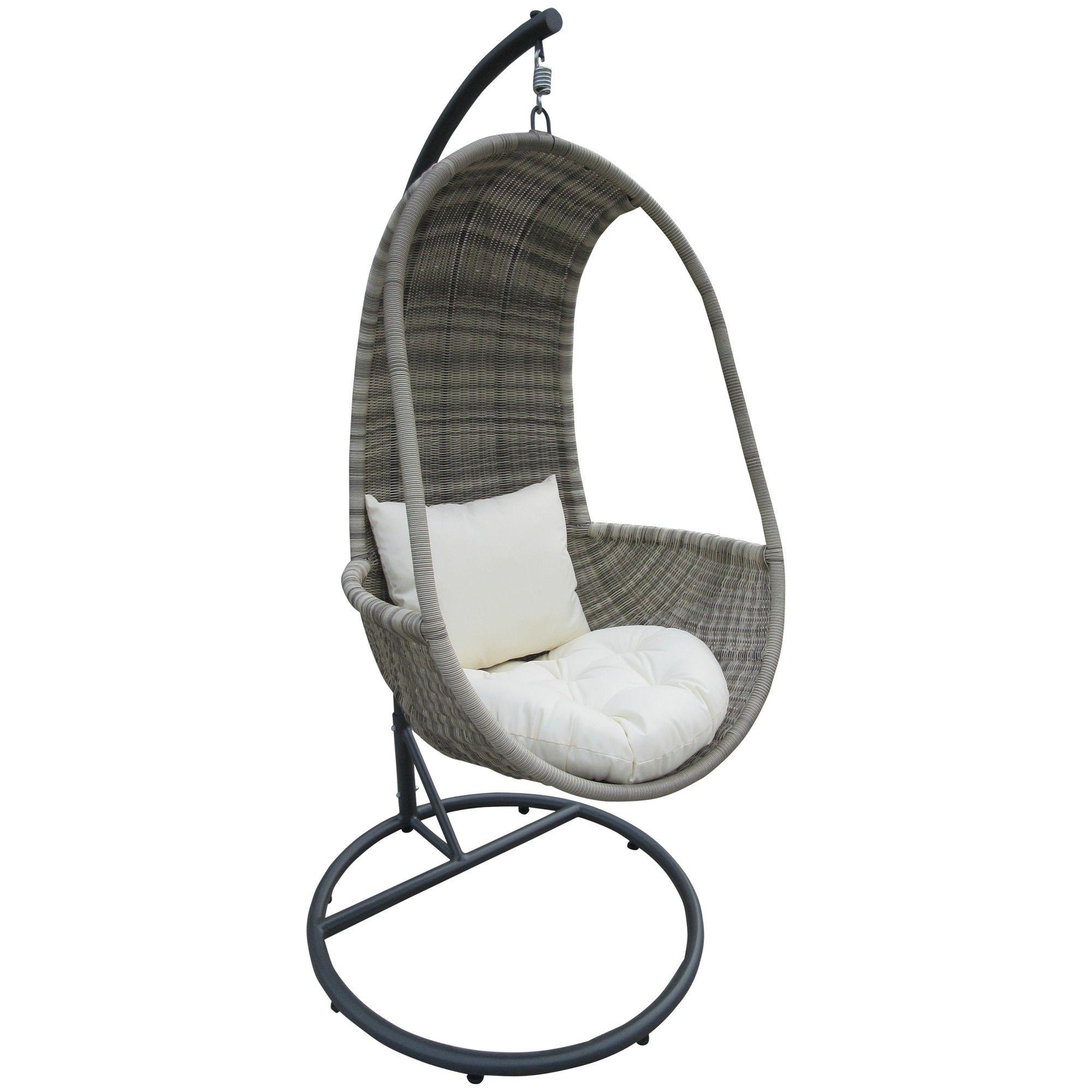 Buy John Lewis Dante Hanging Pod Chair John Lewis Swing Chair Outdoor Pod Chair Swinging Chair