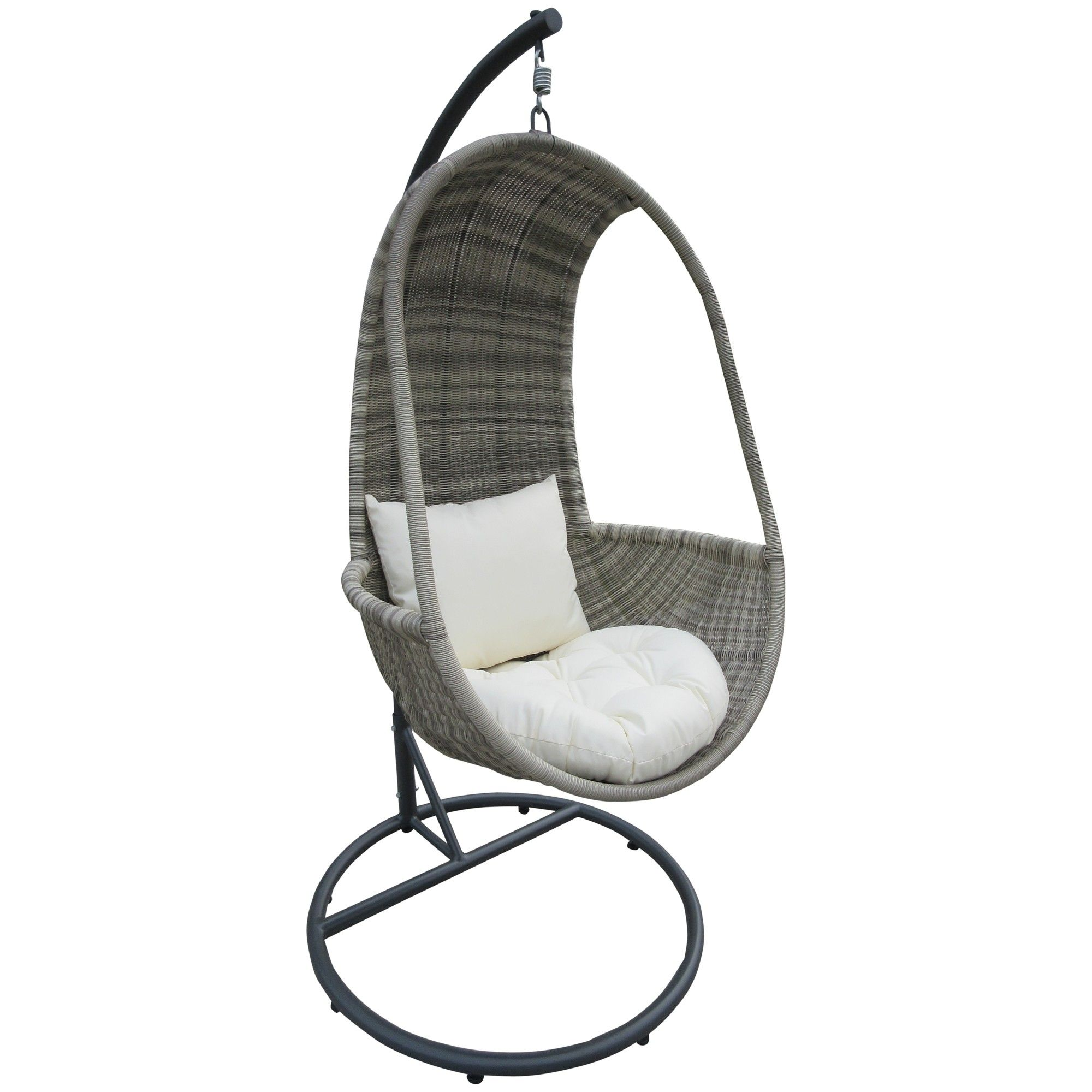 John Lewis Dante Hanging Pod Chair | Garden | Pinterest ...