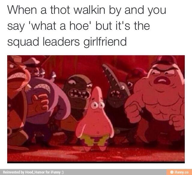 Big dick squad