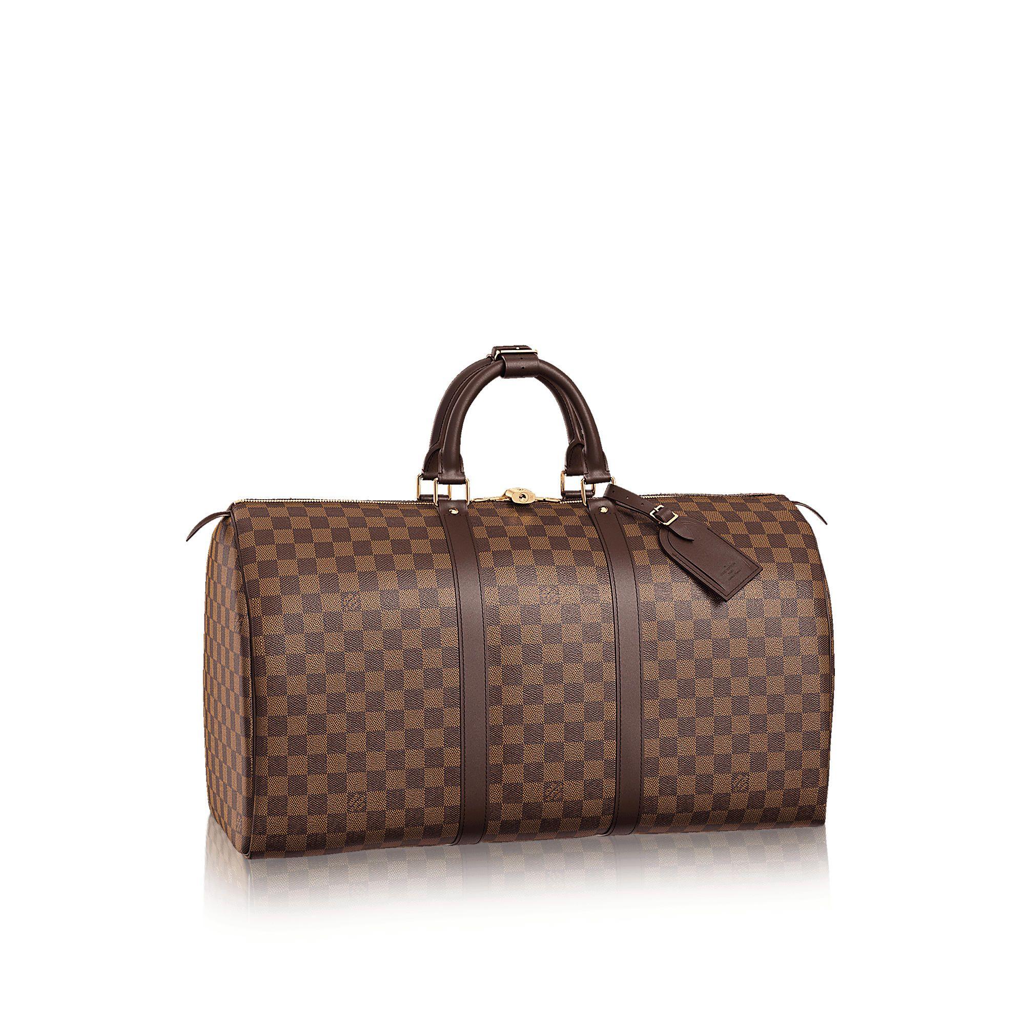 Scopri Keepall 50 via Louis Vuitton