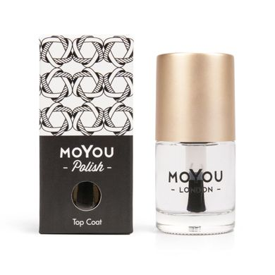 MoYou London- Smudge Resistant Top Coat