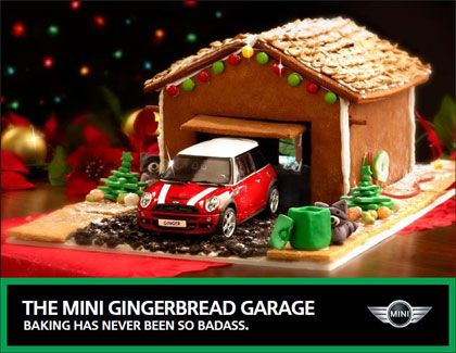 GingerbreadGarage Gingerbread Pinterest Minis Blog And Garage - Gingerbread house garage