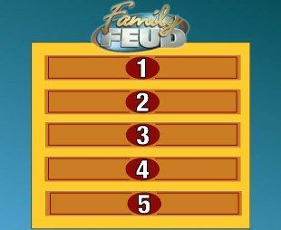How to make a Family Feud game in Keynote