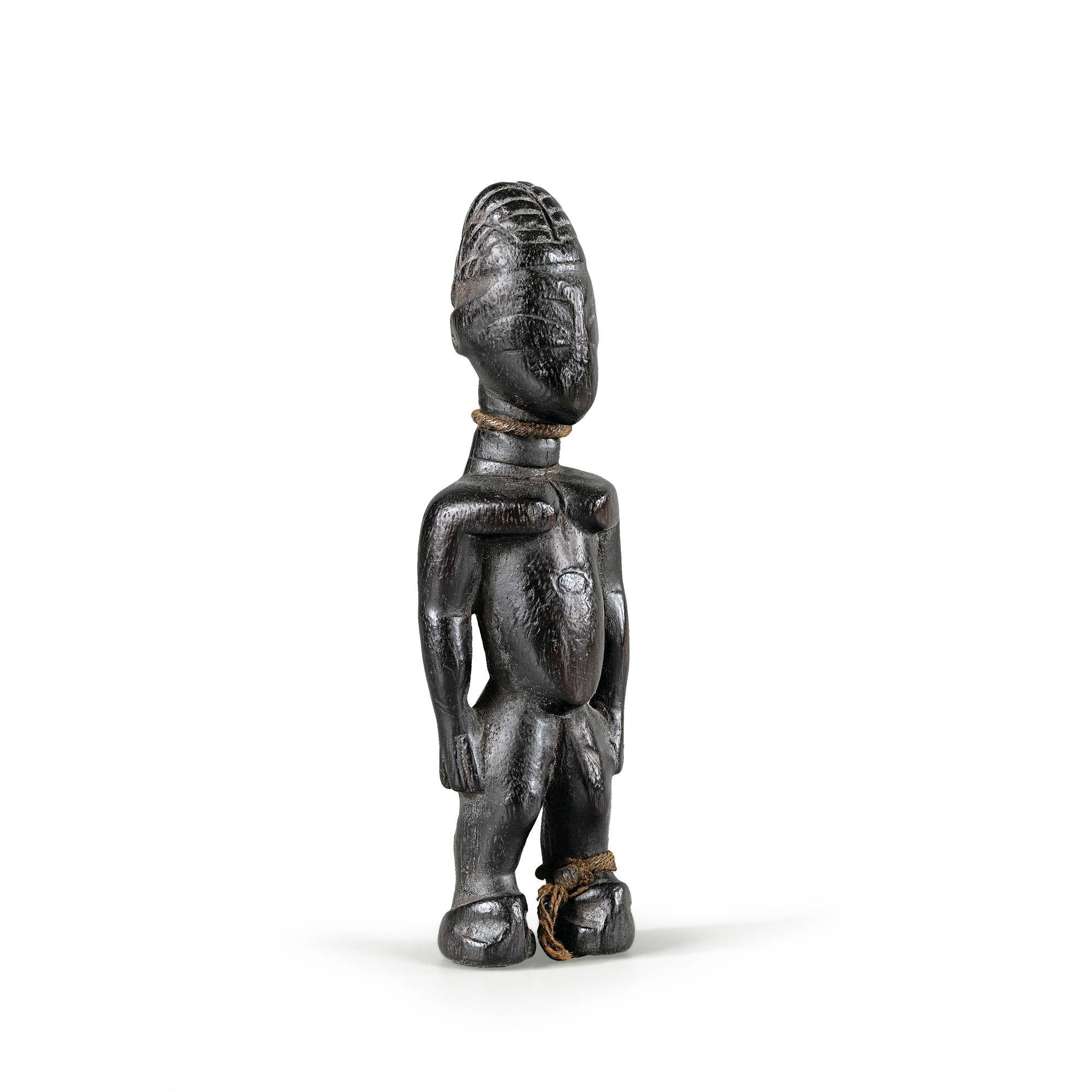 Deux charmes, Sénufo, Côte d'Ivoireet Ewé, Ghana | lot | Sotheby's