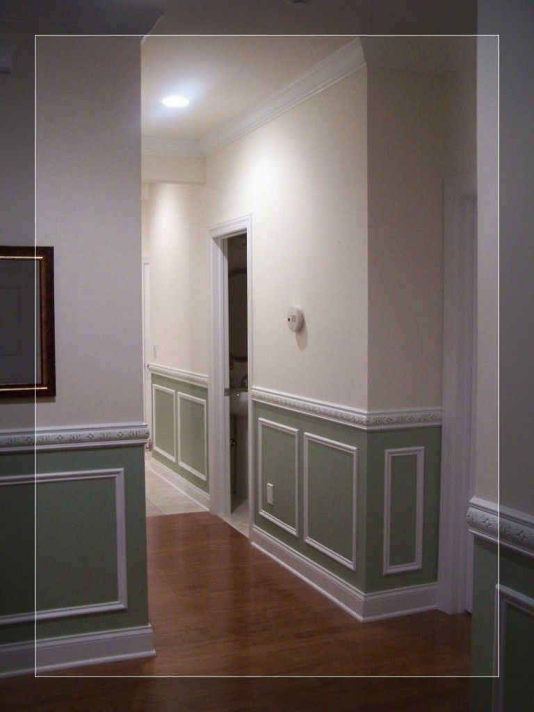 Bedroom Painting Over Existing Wainscoting Wainscoting Ideas