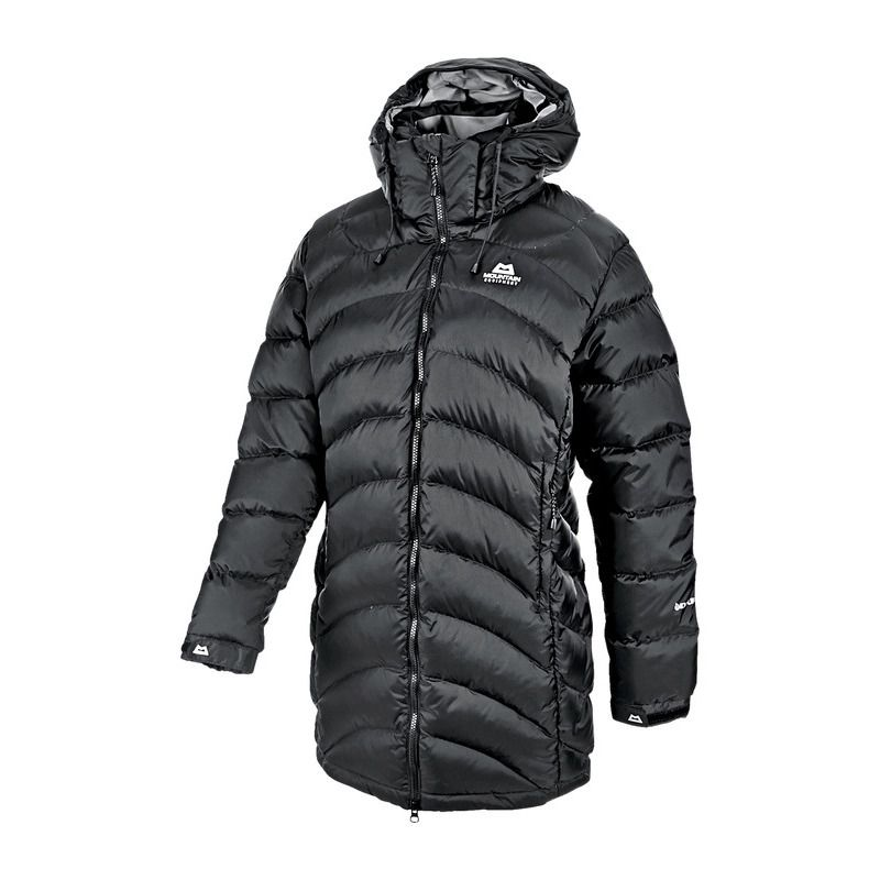 Mountain Equipment LIGHTLINE LONG JACKET Daunenjacke | Chris