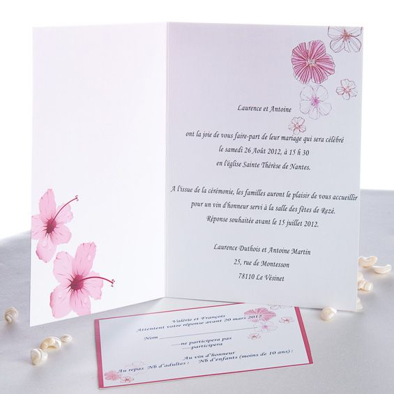 Invitations Faire Part Mariage Texte Invitations Faire Part