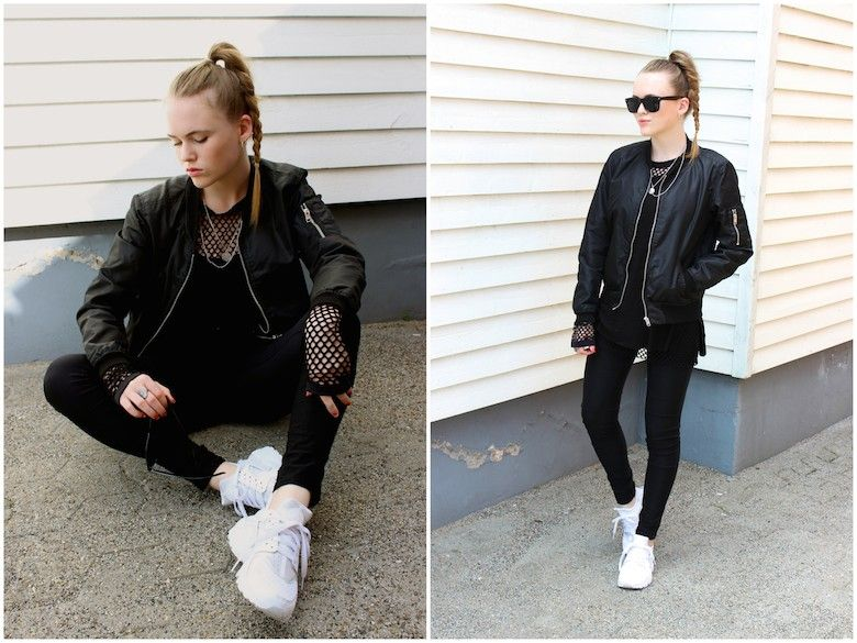 Huaraches outfit