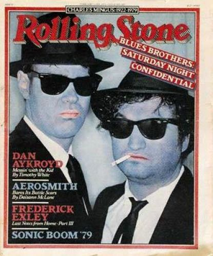 List of Rolling Stone Covers | Rock List: Favorite Rolling Stone Covers Pictures - RS285: The Blues ...