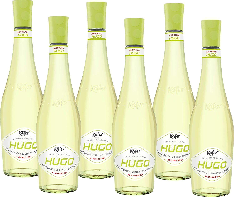 Feinkost Käfer Hugo Alkoholfrei 6 X 75 L Hugo Alkoholfrei Alkoholfrei Alkohol