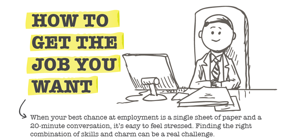 Perfect You Want The Job, But How Do You Get It? This Infographic By CashNetUSA Has  All The Answers! Takeaways: Build A Winning Resume   Of Employers Prefer A  ... Throughout How To Get The Job You Want