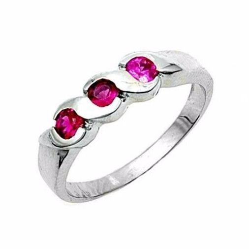 Sterling Silver love baby or pinky ring Size 1-9