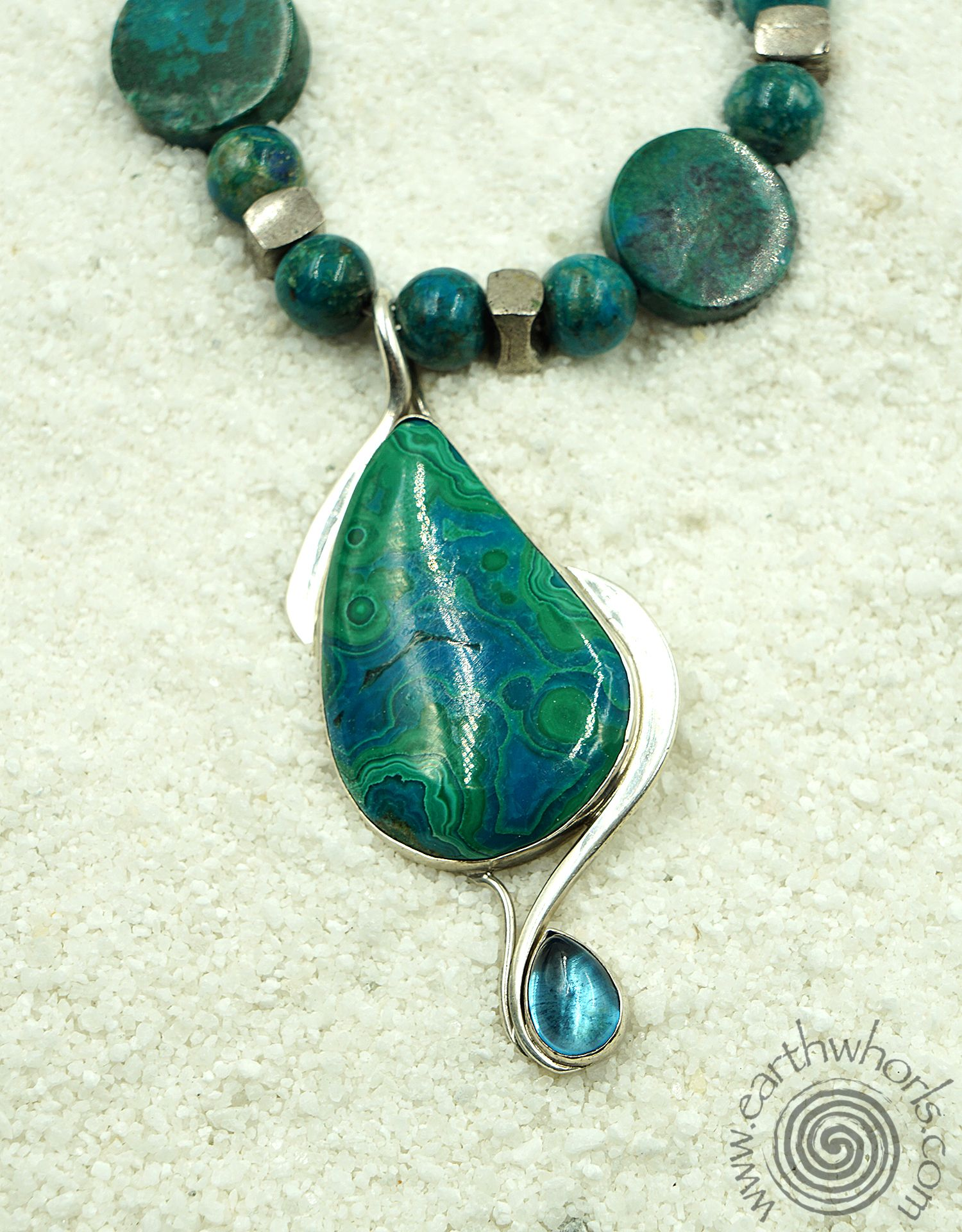 "Coming in our July Collection - ""Summer Sizzles"" - www.earthwhorls.com - check out our ""Perfect for Summer"" June collection"