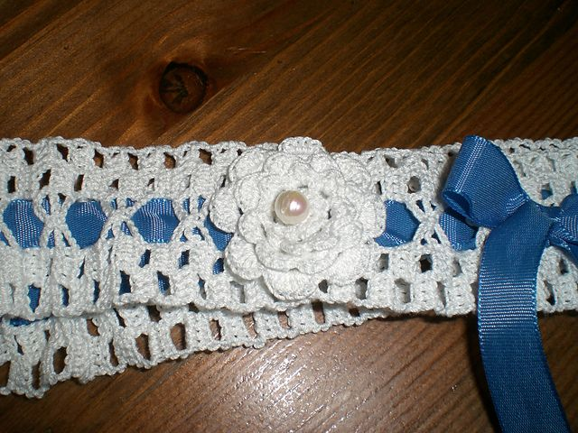 Ravelry: Crochet Garters pattern by Belding Bros. & Co. @Tammy ...