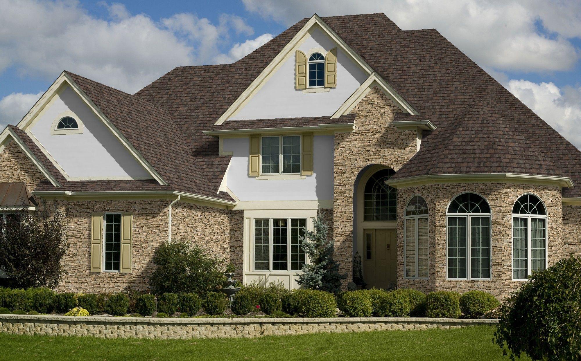 Best Flagstone Oakridge Shingles House Exterior Roof Colors 400 x 300