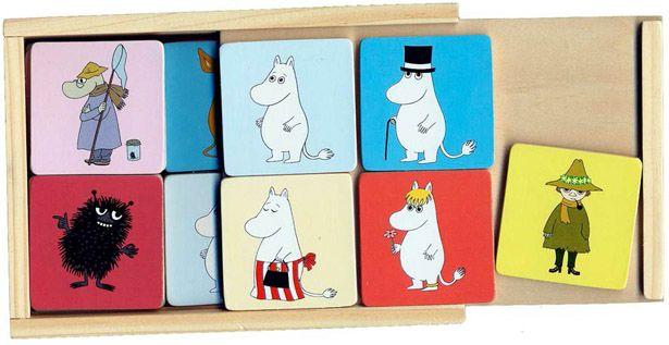 Memory game, Muumi - Moomin