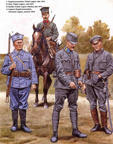 66363931e8a Austro-Hungarian Polish Legion
