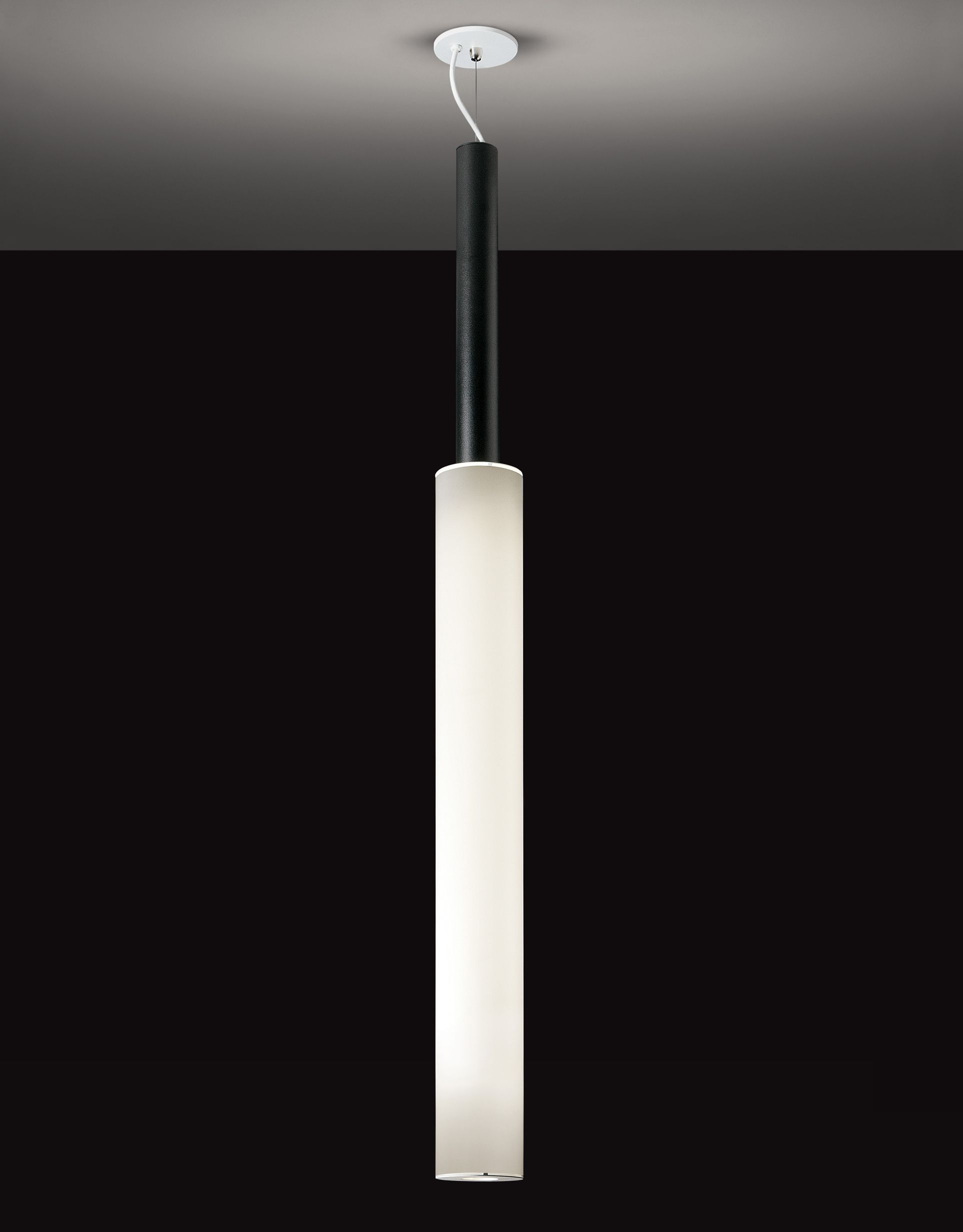 Tubie 5 pendant ocl architectural lighting product tubie