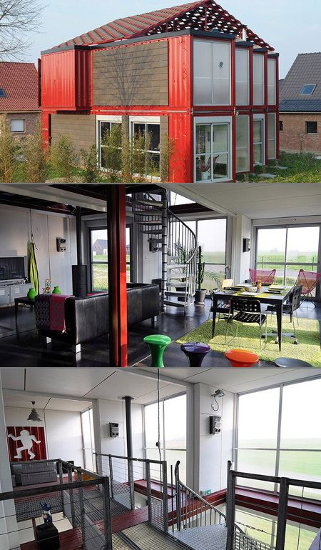 Shipping Container Home Amazing Interior Design On This One I