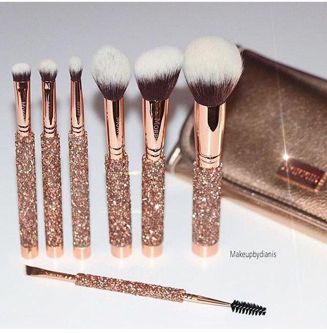 Photo of roségold schminkpinsel von morphe | Make-up-Produkte für Lidschatten, … –  r…