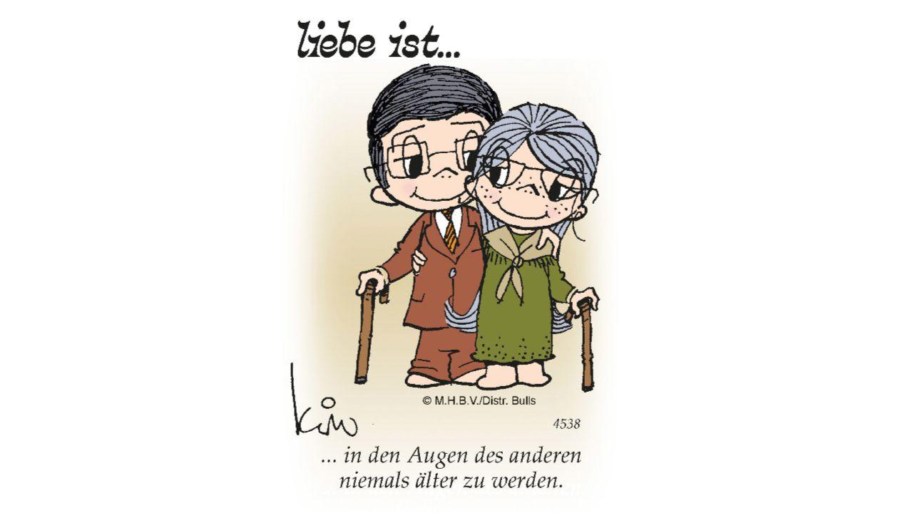 Liebe Ist Die Legendären Cartoons Jetzt Auch Bei Liebe