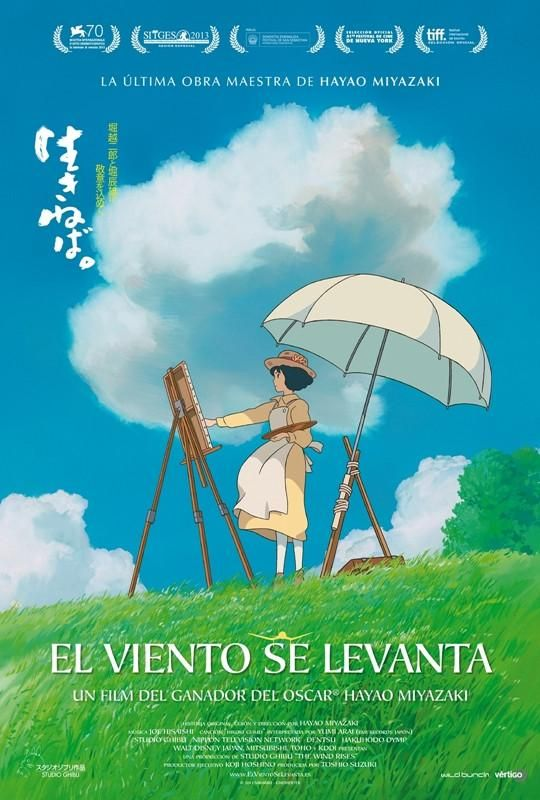 El viento se levanta (2013) Xapón. Dir: Hayao Miyazaki - DVD ANIM 147