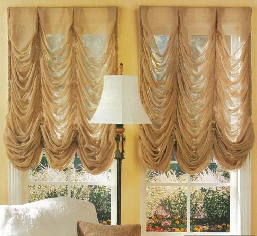 1000+ images about Curtain ideas on Pinterest | Window treatments ...