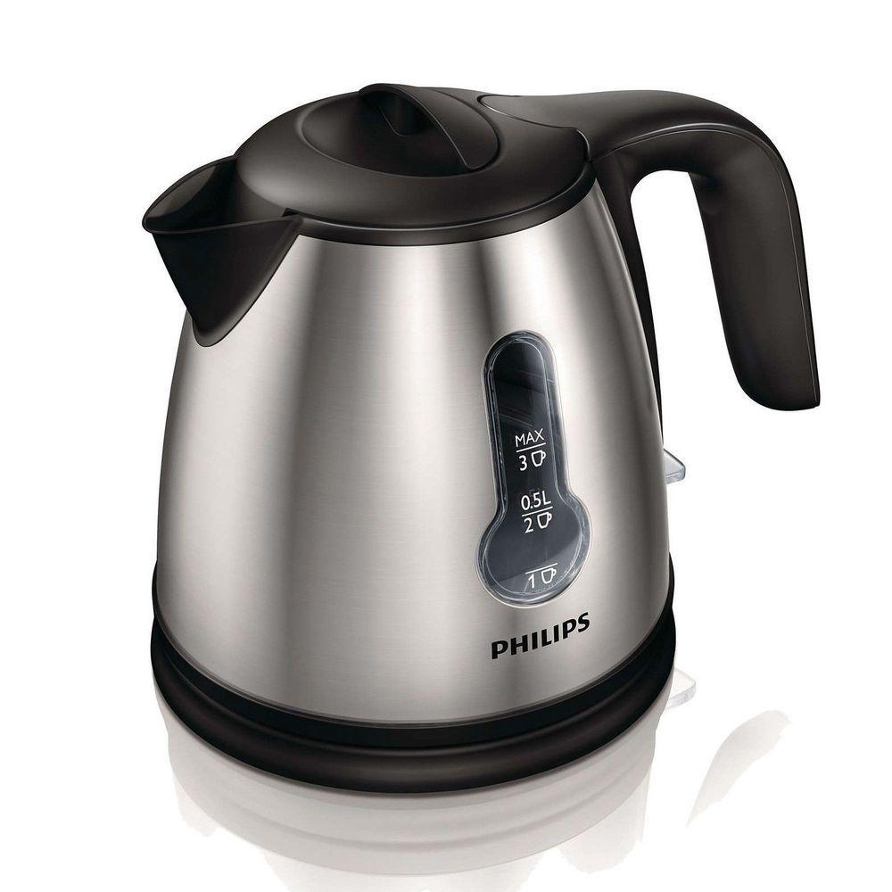 Philips Mini Electric Tea Kettle Hd4618 20 0 8l 2400w 220 240v Stainless Teapot Electric Tea Kettle Electric Water Kettle Kettle