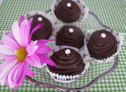 Oreo cake balls