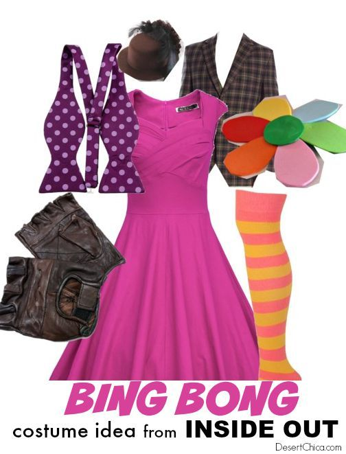 Inside Out Costume Ideas   Inside out halloween costumes